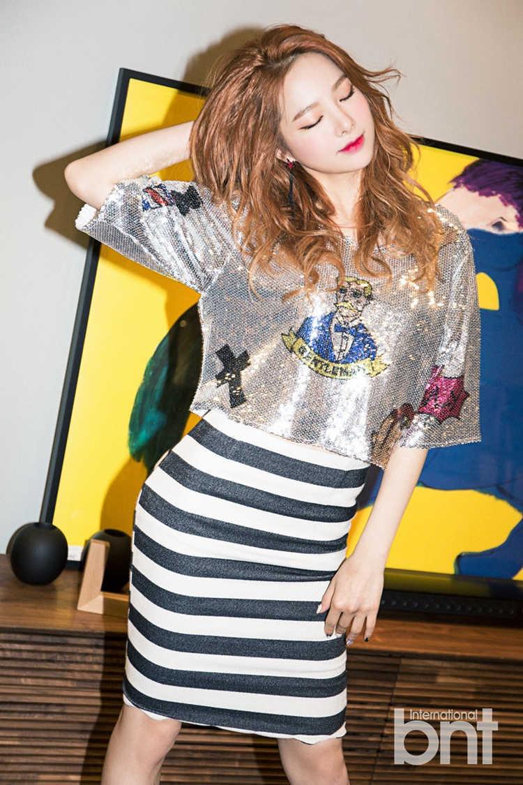 Fashion Twinset Dresses 2015 Summer New Half Sleeve Sequins Splice Print Short Tops +Slim Classic Stripe Print Skirt Одежда и ак�е��уары<br><br><br>Aliexpress