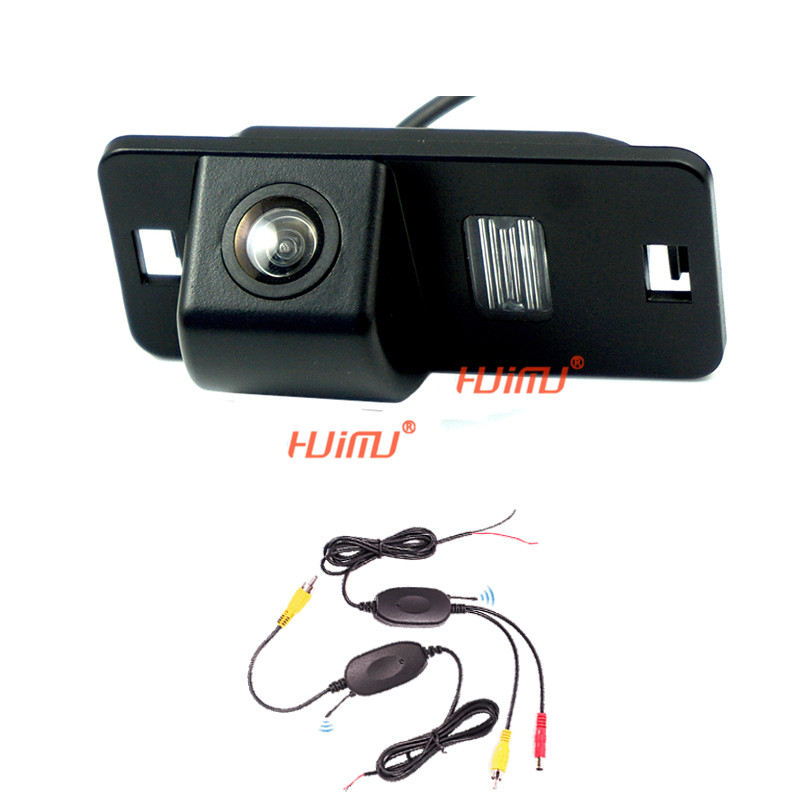 wireless car rear camera rearview system for BMW E46 330d 323ci 320cd M3 E90 E91 E92 E60 E61 E62 E63 parking assist(China (Mainland))