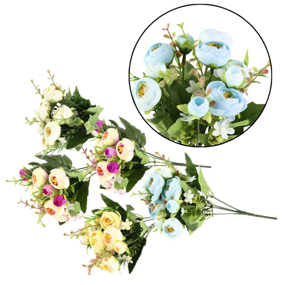 Fleur de mariage prix promotion achetez des fleur de for Commande bouquet de fleurs pas cher