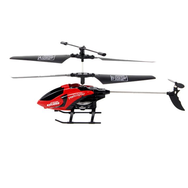 Вертолет 3.5CH 2.4 ГГц FQ777-610 RC Пульт Дистанционного Управления Вертолет 2 RTF