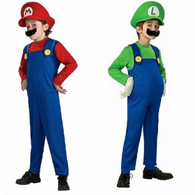 Children-Funy-Cosplay-Costume-Super-Mario-Luigi-Brothers-Plumber-Fancy-Dress-Up-Party-Costume-Cute-Kids_meitu_1