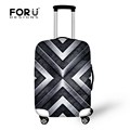 Fashion Men Travel Trollet Case Luggage Protective Covers Elastic Carry on Road Dust Rain Cover Apply