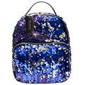 Spring Mini PU Sequins Backpack School Bag for Teenage Girls Princess Bling Backpack Bag All match