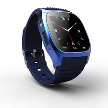 Новый M26 Bluetooth умные часы роскошные наручные R часы smartwatch с авто-диск SMS напомнить usb-шагомер для Android Samsung телефон