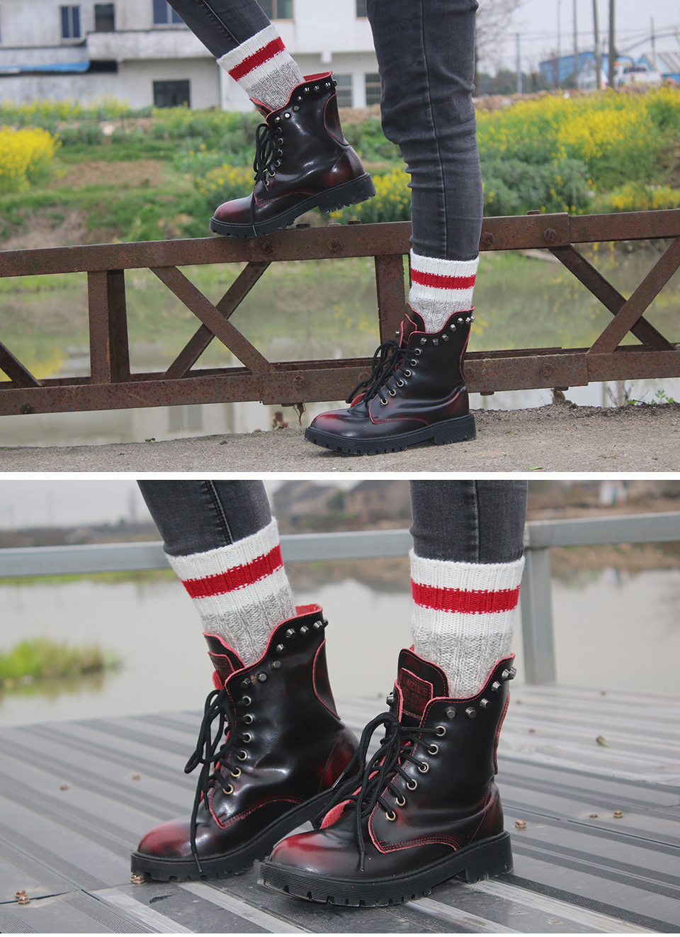 Women Men Kids Socks