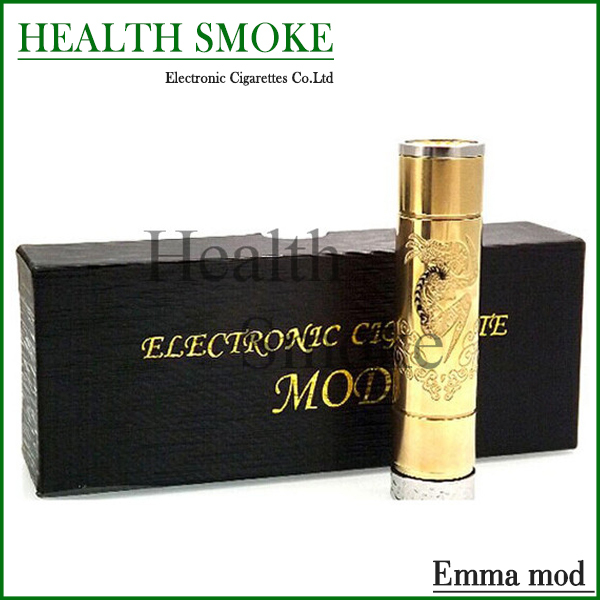 2015 Emma Styled full mechanical clone sexy lady emma mod  styled 18650 mod mechanical brass mod match 510 thread atomizer rda <br><br>Aliexpress