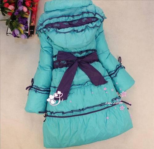 Здесь можно купить  New 2014 Long Coats And Jackets For Children Down Jacket For Girls Children