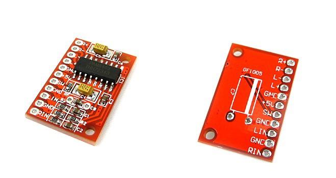 2pcs 3W*2 Mini Digital Power Audio Amplifier Board USB DC 5V Power Supply PAM8403 for Arduino + tracking nubmer(China (Mainland))