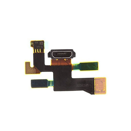 Original USB Charging Port Flex Cable for Nokia Lumia 1020 Dock Connector Micro USB Port Socket Plug(China (Mainland))