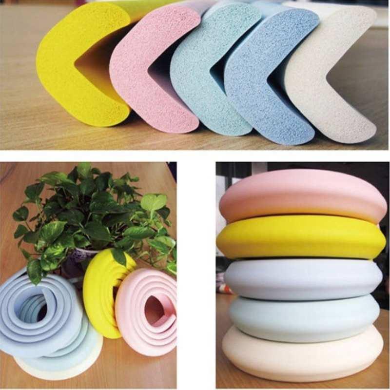 Множественный цвета накладки 2 м младенцы безопасный угловые стол Edge младенцы безопасный угловые Clusion младенцы безопасный продукты