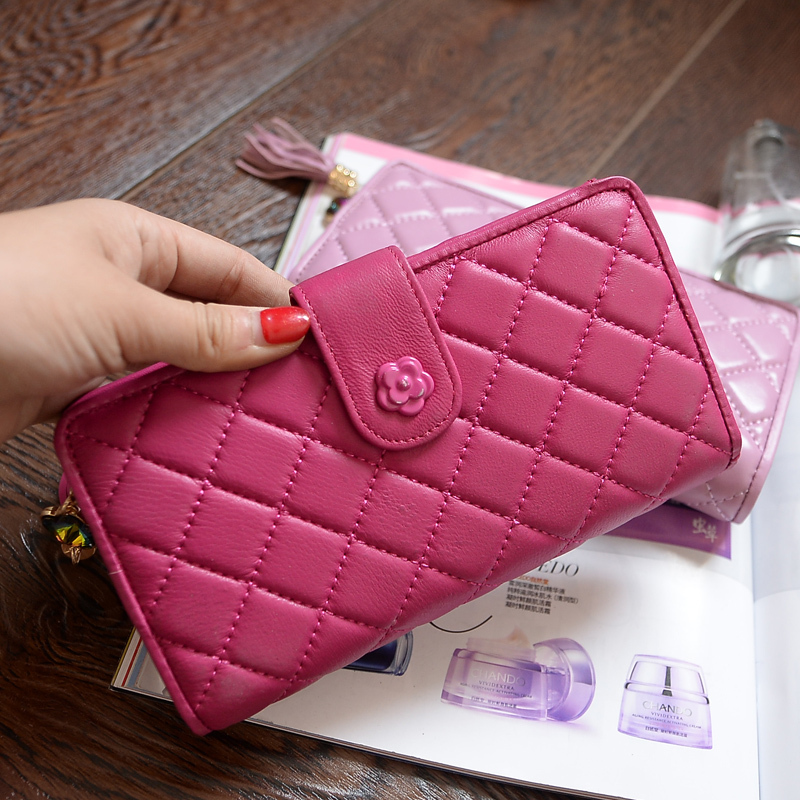 2015 hand bag fashion designer handbags and fashion all-match Lingge hand bag leather hand bag<br><br>Aliexpress