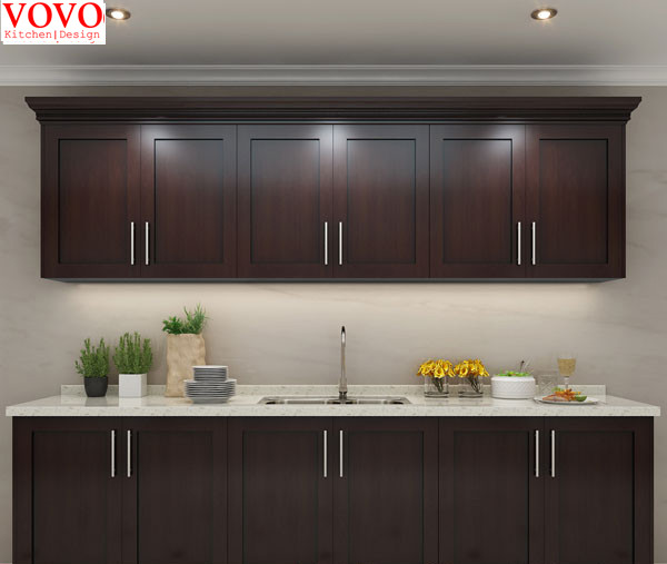 Popular kitchen cabinets walnut buy cheap kitchen cabinets for Kitchen cabinets express