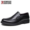 REETENE Fashion Business Dress Men Shoes 2017 New Classic Men S Business Suits Shoes Fashion Shoes