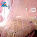 Foldable Polyester Anti Mosquito Bed Netting Mosquito Curtain Princess Bed Canopy Mosquito Net for Double Bed