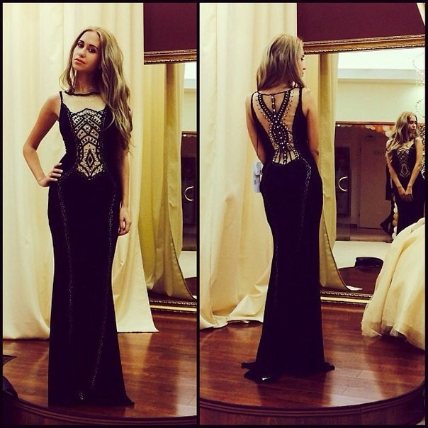 Long Tight Gowns