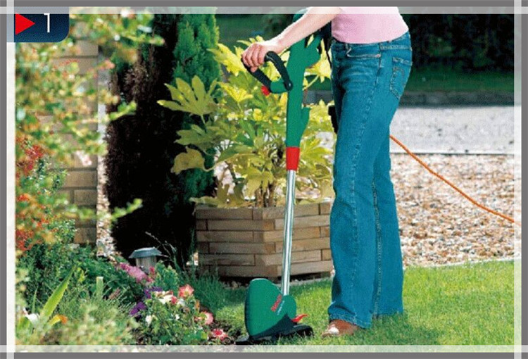 Art30 dual electric mower garden tools Grass Trimmer Multifunction Household Lawn Mower(China (Mainland))
