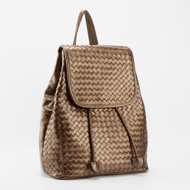 Фотография Sac Fashion Backpack Genuine Leather Women