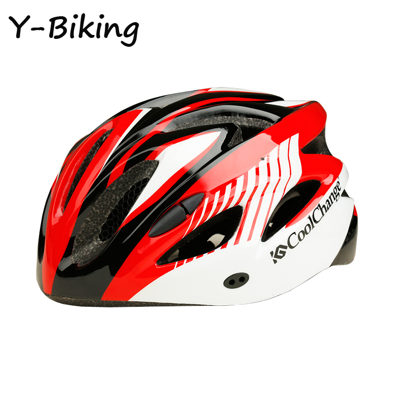 Adult Mountain MTB Road Bike Bicycle Helmet Ultralight Adjustable Integrally-molde Cycling Helmet YB-LYKG-06(China (Mainland))