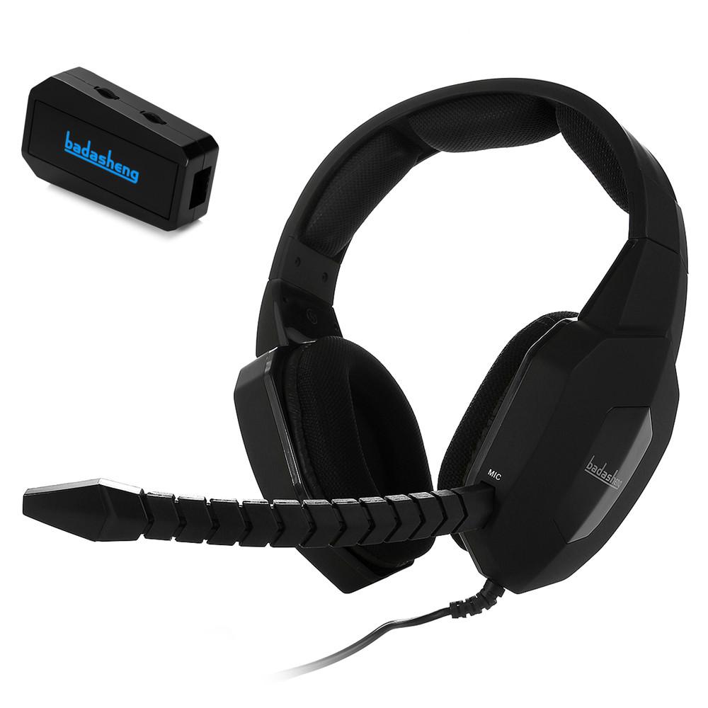 Earphone ps4 wireless - ps4 earphones adaptor