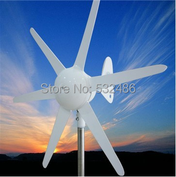 2015 New Small Wind Turbine 12v mini Wind Turbine for house M-300W without tower(China (Mainland))