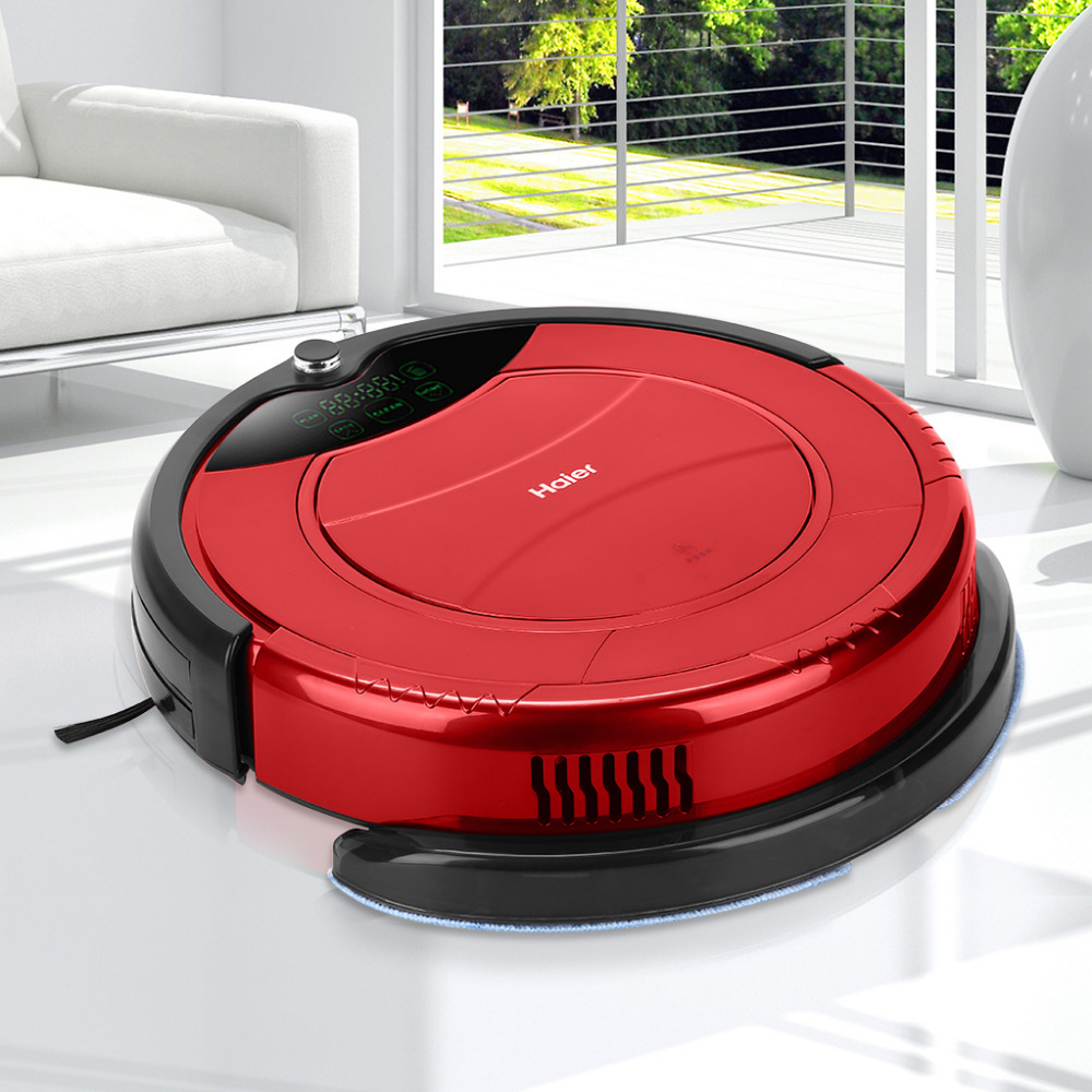 Haier Vacuum Cleaner Smart Robot Vacuum Cleaner Automatic Sweeping Machine With Wet And Dry Function For Home(China (Mainland))