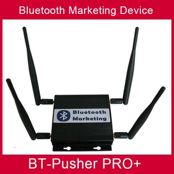 BT-Pusher long range bluetooth marketing transmitter with car charger(promote your shop , your product anytime anywhere)(China (Mainland))