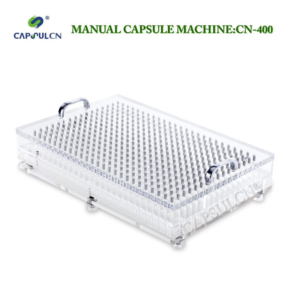 Size 3 CN-400 Manual Pro Capsule Filler/Capsule Filling Machine/Capsule Filler Tool, From Pro Capsule Filler Manufacturer(Hong Kong)
