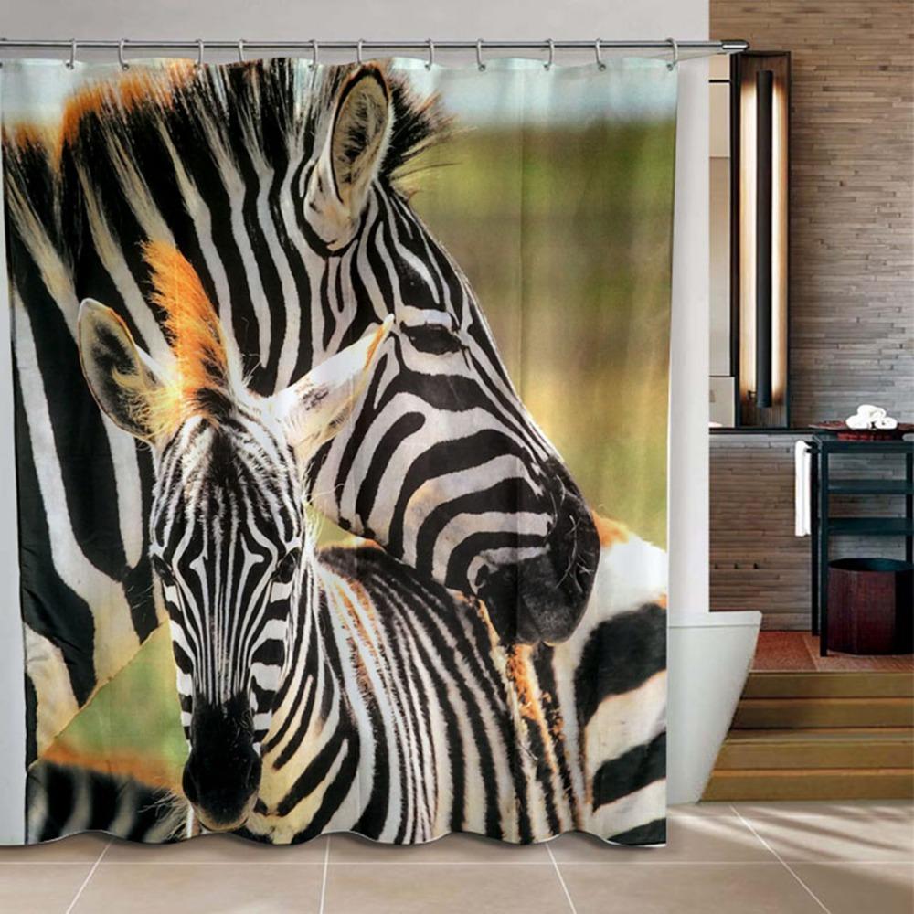 Witte Ladder Badkamer ~ Online kopen Wholesale zebra badkamer uit China zebra badkamer
