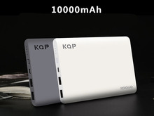Mobile Phone Charger Powerbank 10000mah Ultra Thin External Battery Power Bank Polymer 10000 mah for iPhone Samsumg LG HTC
