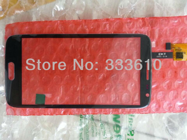(White colour)Original New Touch Screen Glass Digitizer/Replacement for STAR N9500 S4 MTK6589