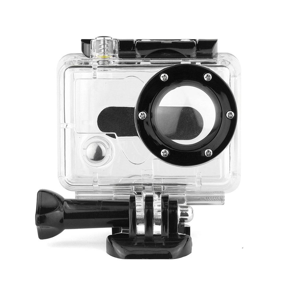 GoPro Opening Housing Case go pro accessories Skeleton Protective Side Open Housing Case For Gopro Hero 2 1 Action Camera Box(China (Mainland))