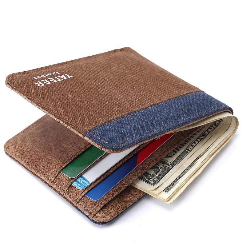 Wallet Purses Men s Wallets Carteira Masculine Billeteras Porte Monnaie Monederos Famous Brand Male Men Wallet