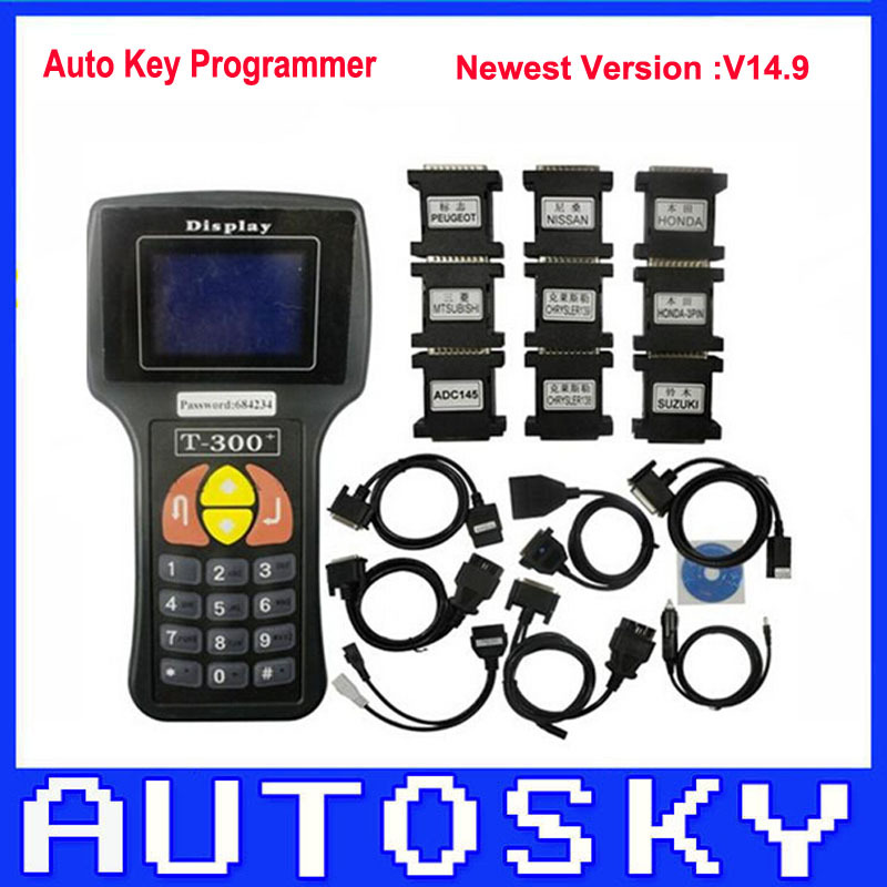 Оборудование для электро системы авто и мото Autosky T300 t t 300 v15.8 2 special rear view wifi camera wireless receiver mirror monitor easy diy back up 3 in1 parking system for nissan terrano