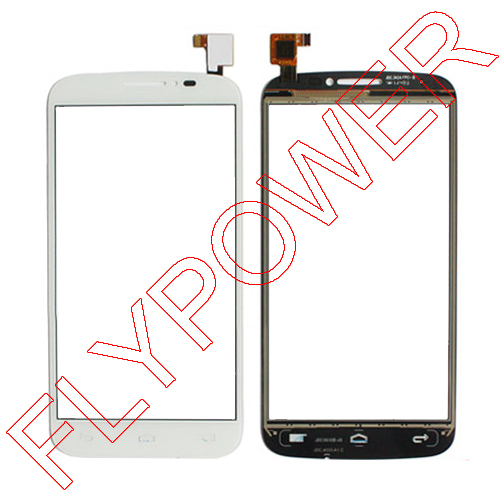 Touch Screen Digitizer Alcatel One POP C7 Dual 7040E 7041D 7040A 7040 7041 OT7040 OT7041 White Color - GSM-parts Ltd store