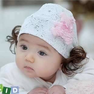 child hair accessory hair accessory baby hair bands lace