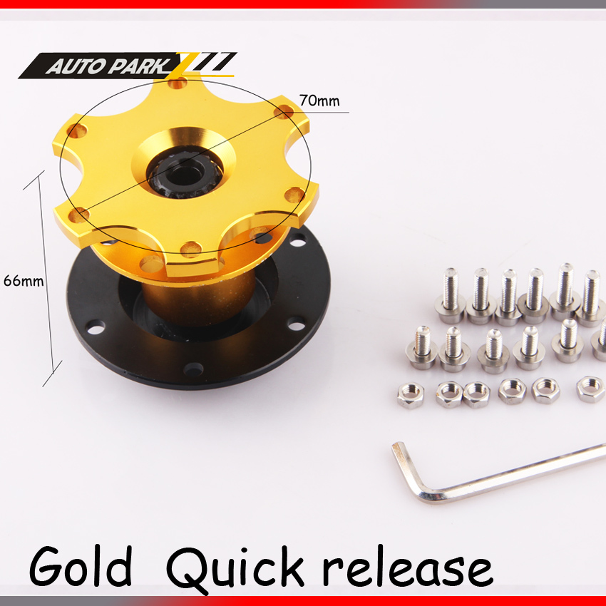 auto universal SPARC Steering Wheel Quick Release Boss Kit fit momo s parco ect <br><br>Aliexpress