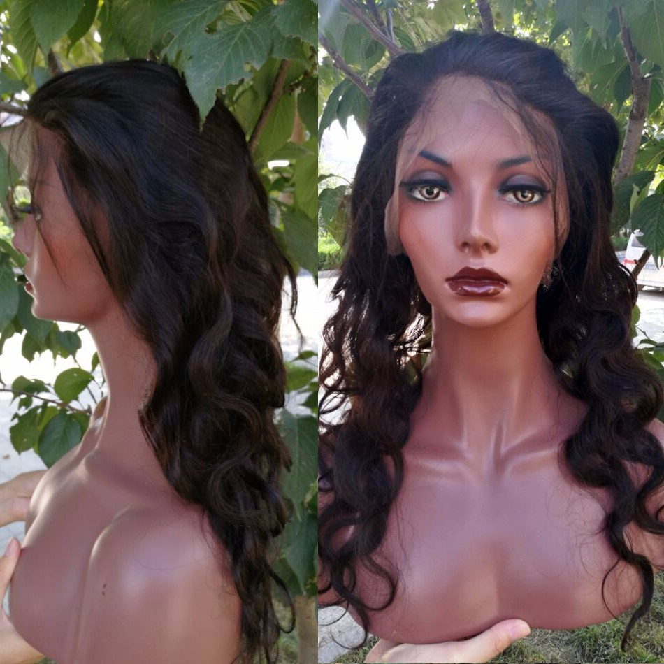 360 Lace Frontal Closure With Bundles Pre Plucked Lace Frontal 360 Body Wave Brazilian Virgin Hair With Frontal Closure on Sale