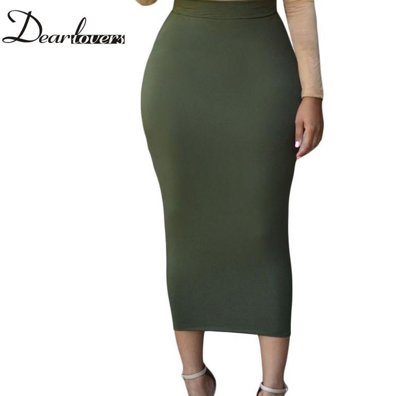 Where To Buy Long Black Skirt
