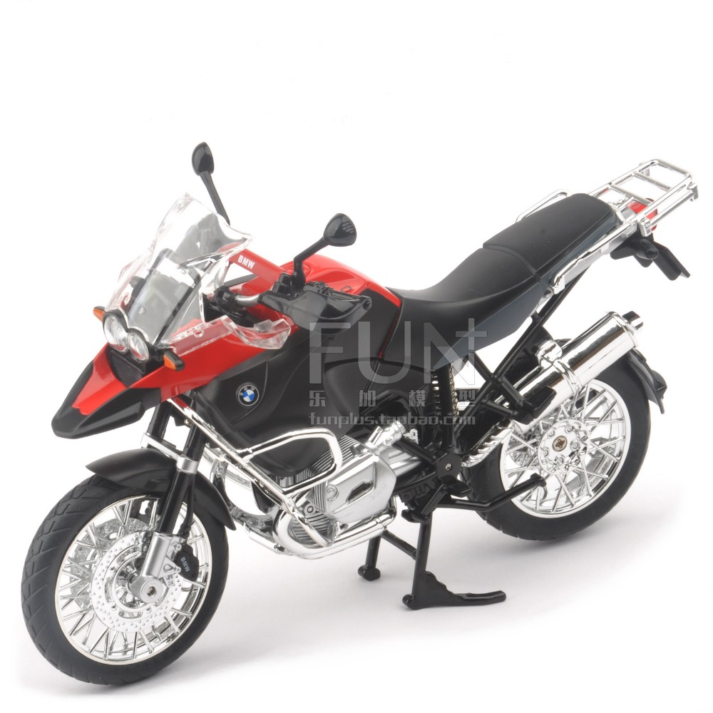 Original Box High Simulation Exquisite Collection Baby Toys RAStar Car Styling R1200GS 1:9 Alloy Motorcycle Model Best Gifts(China (Mainland))