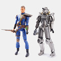 Funko Legacy Collection Fallout 4 Lone Wanderer Power Armor PVC Action Figure For Kid Toy Christmas