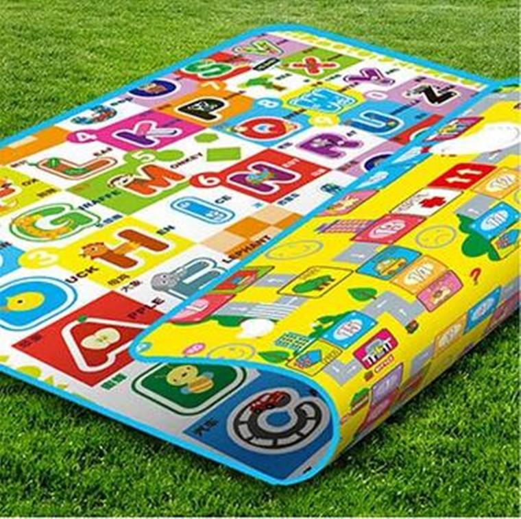 baby play mats 1 2 1 8 m tapete infantil baby crawling mat. Black Bedroom Furniture Sets. Home Design Ideas