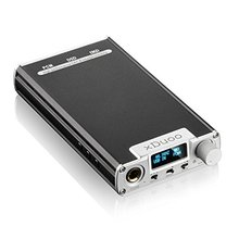 xDuoo XD-05 32bit/384KHz Native DSD DAC Portable Audio Headphone Amplifier OLED Display (Silver)(China (Mainland))