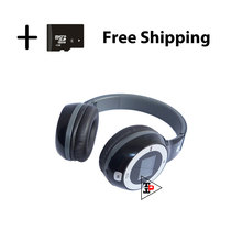 headphone not wood casque hifi sans fil audifonos super bass bluetooth earbud wireless headphone with mic TBE96N#