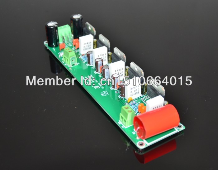 diy kit hifi large watt mono amp tda7293 5 parallel 250w five parallel amplifiers tda7293 amplifier mono amplifier board(China (Mainland))