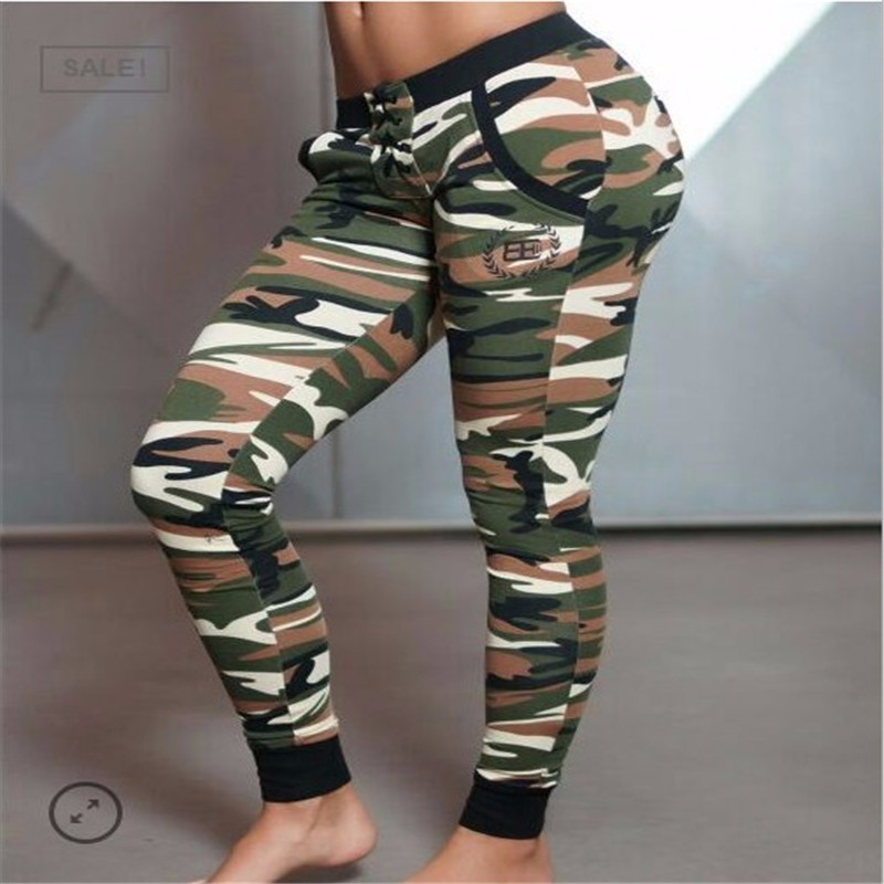 Awesome  Baggy Pants  Unisex Men39s Women39s Camo Utility Cargo Straight L