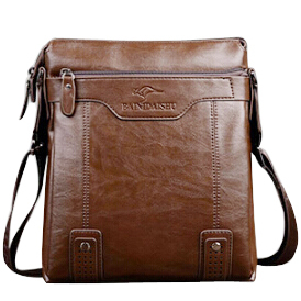 Fashion Genuine Leather Men s Messenger Bags Man Portfolio Office Bag Quality Travel Shoulder Handbag for