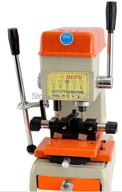 Key Cutter Defu 998C New Automatic Car Key Cutting Machine Keys Duplicator Locksmith Tools(China (Mainland))