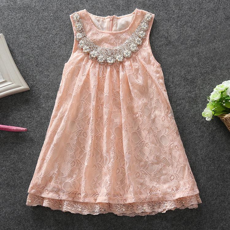 Прямое платье для девочки