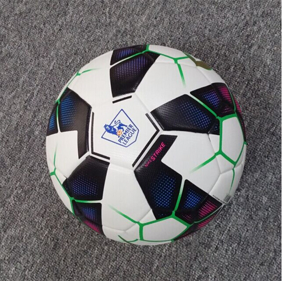 2015 top quality The English Premier League EPL granules anti-slip 5# official match soccer football for match and training(China (Mainland))