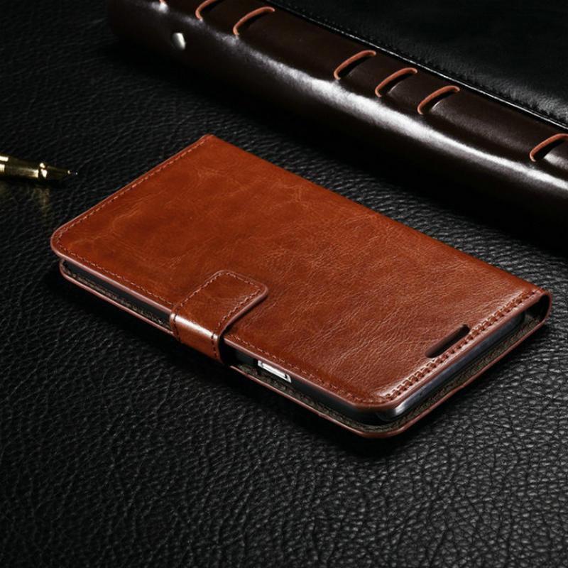 J5 Luxury Retro Leather Wallet Flip Cover case For Samsung Galaxy J5 J 5 J500 J510 2016 Photo Frame Stand Samsung J5 Phone Case